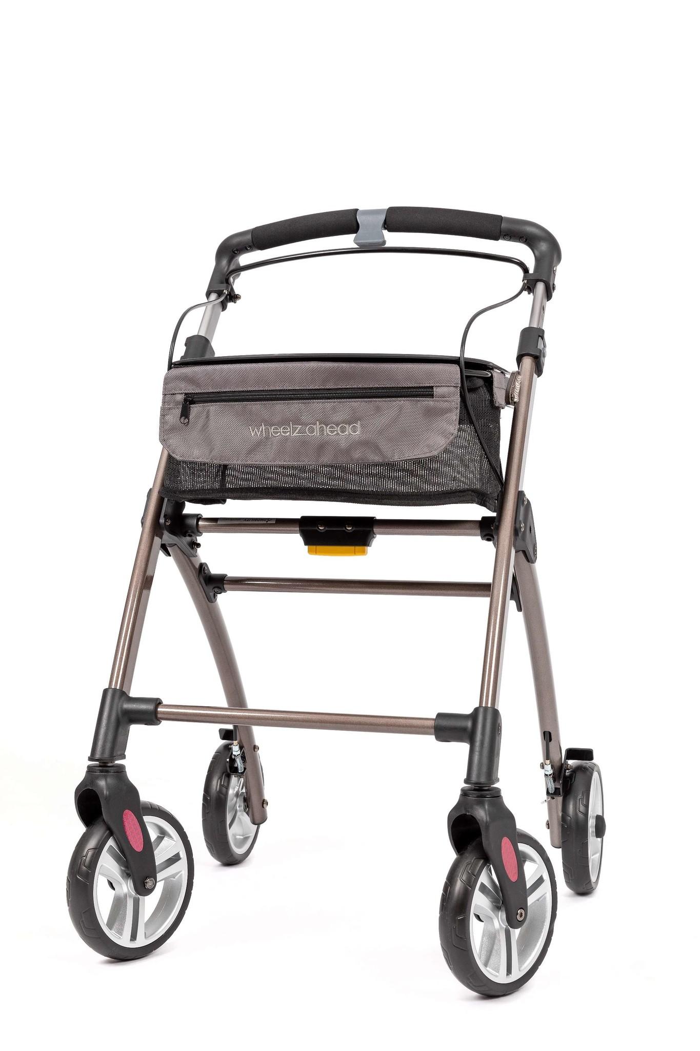 Wheelzahead Rollator INDOOR Wheelzahead