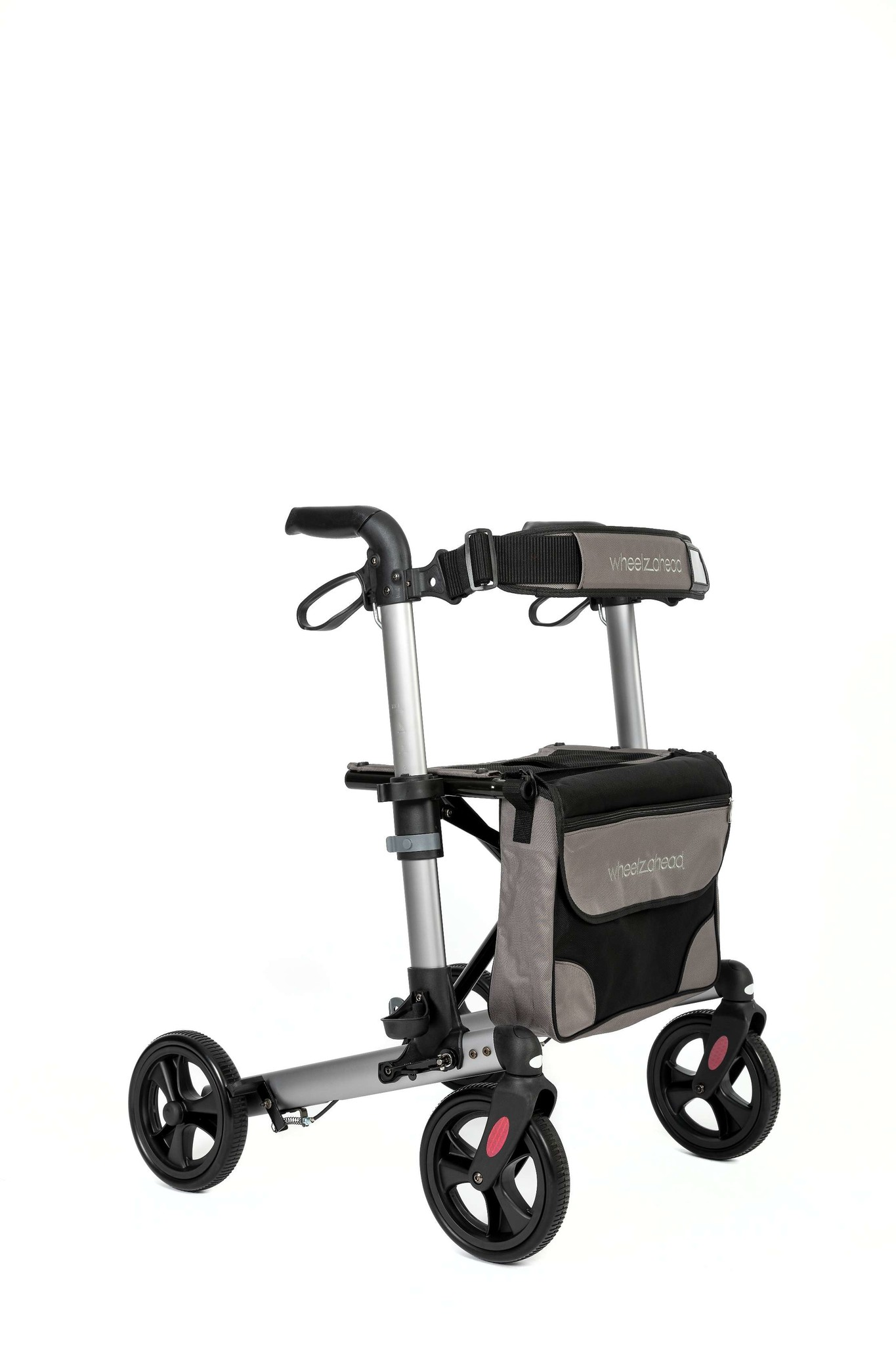 Wheelzahead Rollator TRACK Anthrazit Wheelzahead