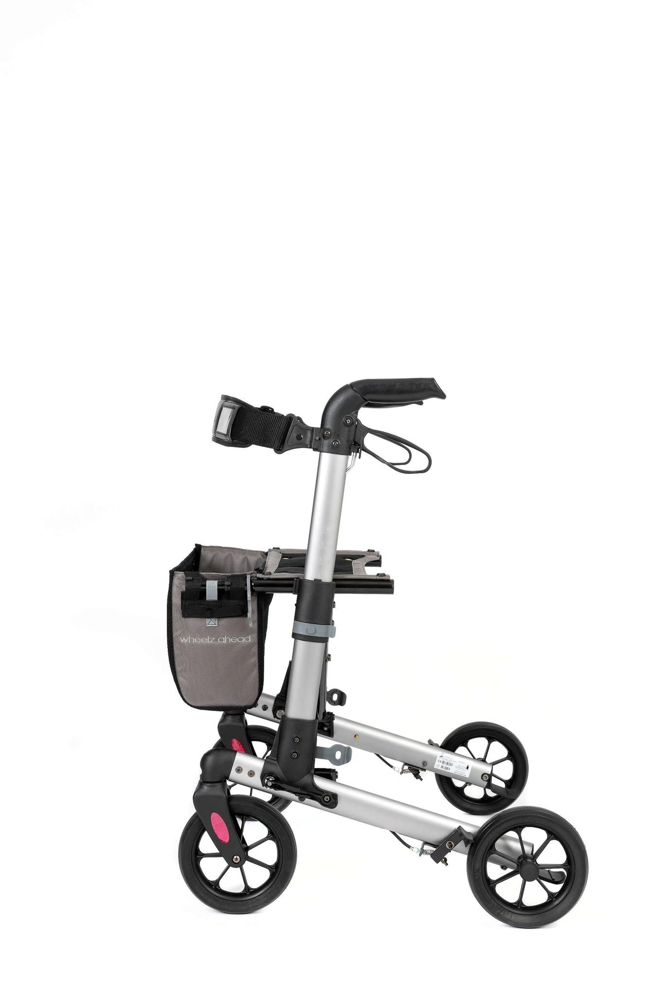Wheelzahead TRACK COMFORT Antraciet