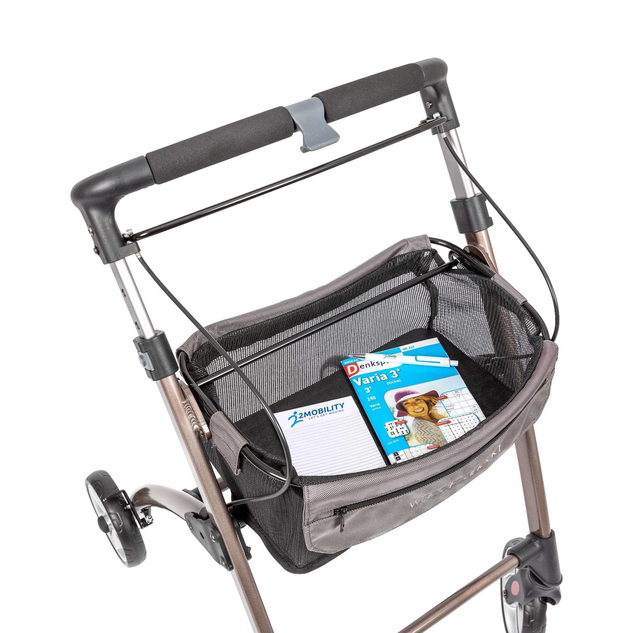 Wheelzahead Netztasche INDOOR