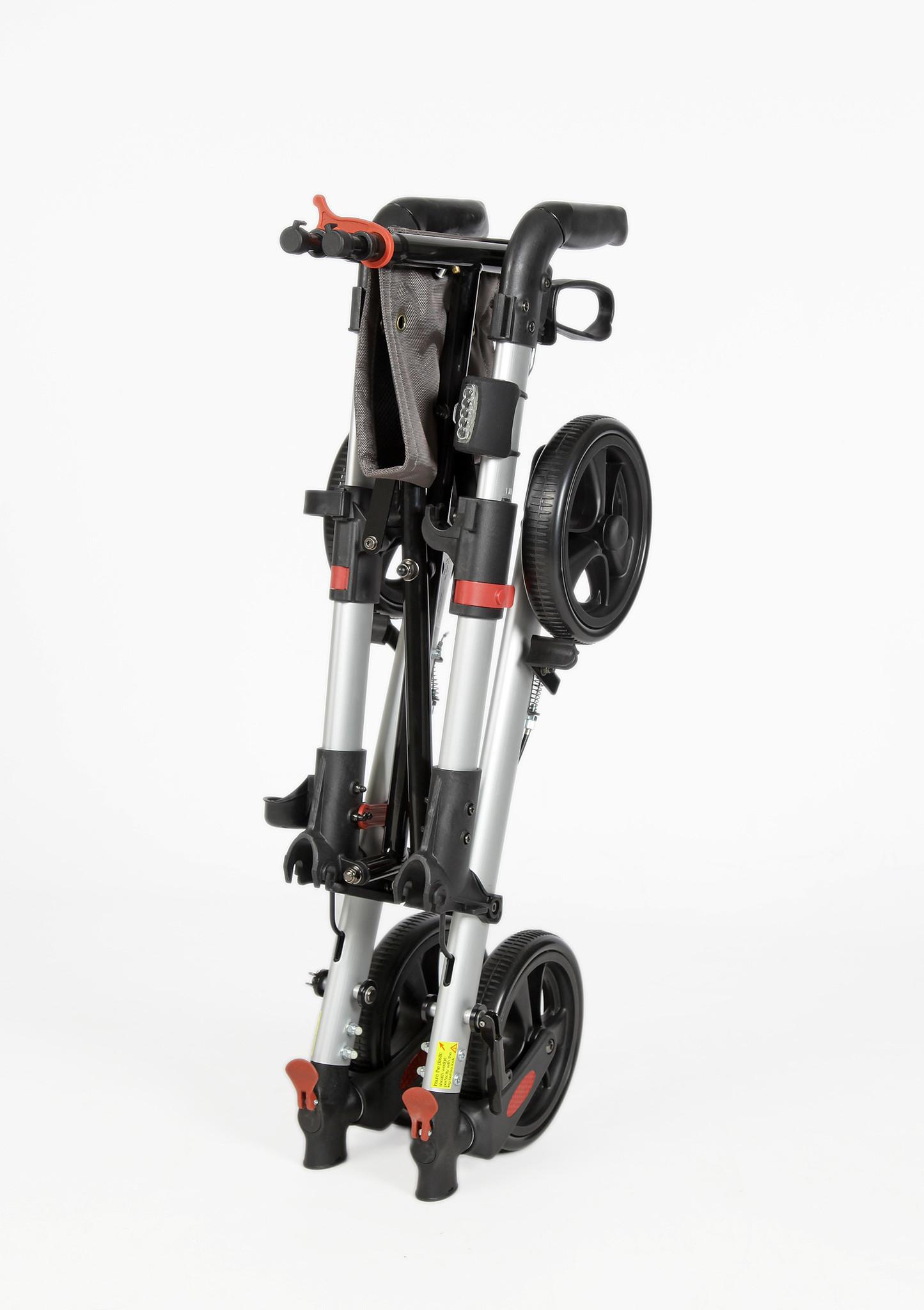 Wheelzahead Rode klem voor inklappen TRACK