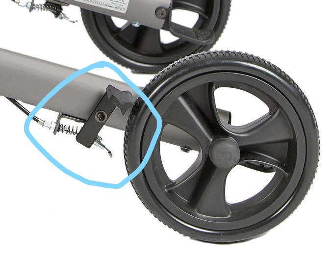 Wheelzahead  Bremsbelag pro Paar
