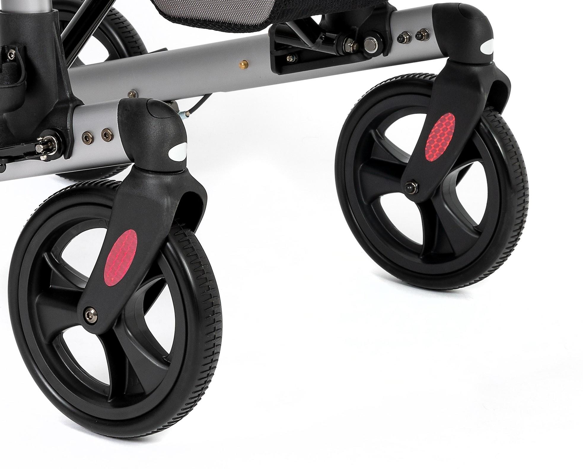 Wheelzahead Set 4 räder (Vorderräder und Hinterräder)