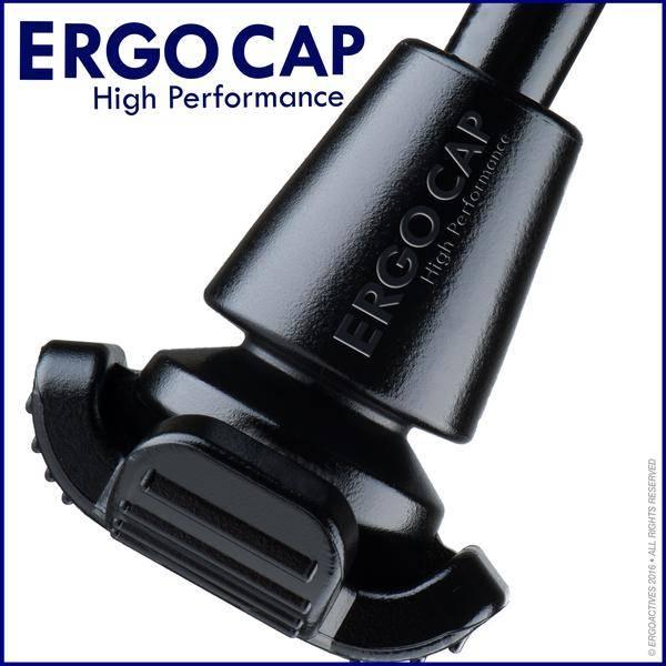 ErgoActives ERGOCAP High Performance Krückengummi