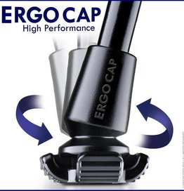 ErgoActives ERGOCAP High Performance Krückengummi