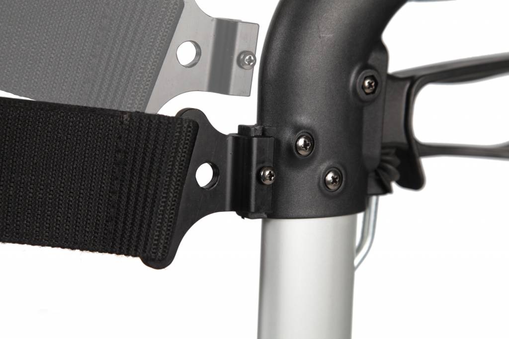 Wheelzahead Adjustable back strap Rollator TRACK