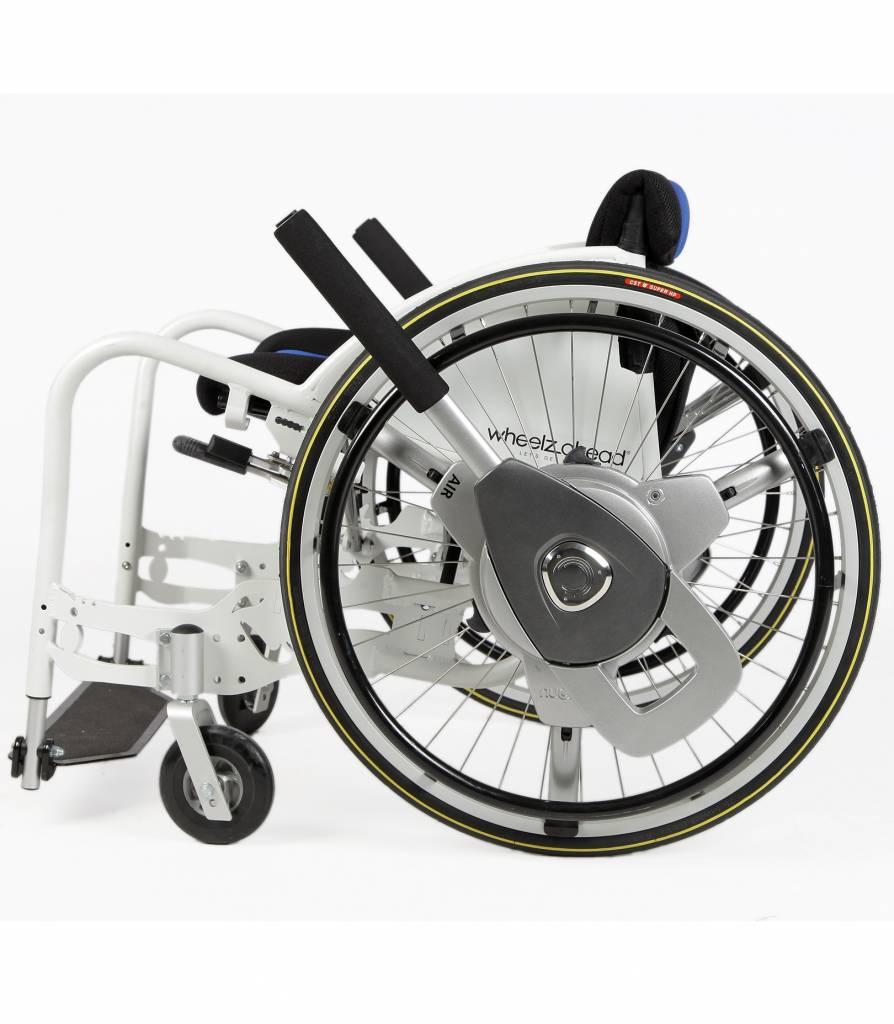 Langhøj Nudrive Unabhängige Rollstuhl-Hilfe