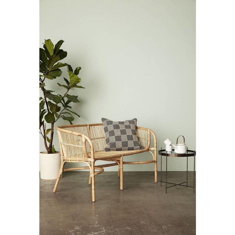 Hübsch Set bloempotten wit