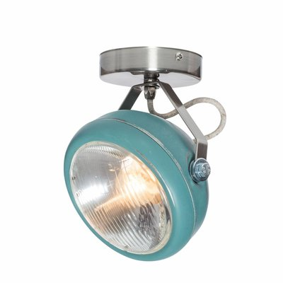 Het Lichtlab No.7 spot koplamp aqua