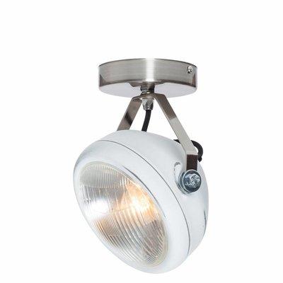 Het Lichtlab No.7 spot koplamp wit