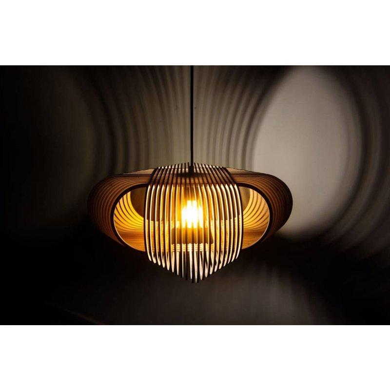Het Lichtlab No.39 Hanglamp Ovals by a-LEX