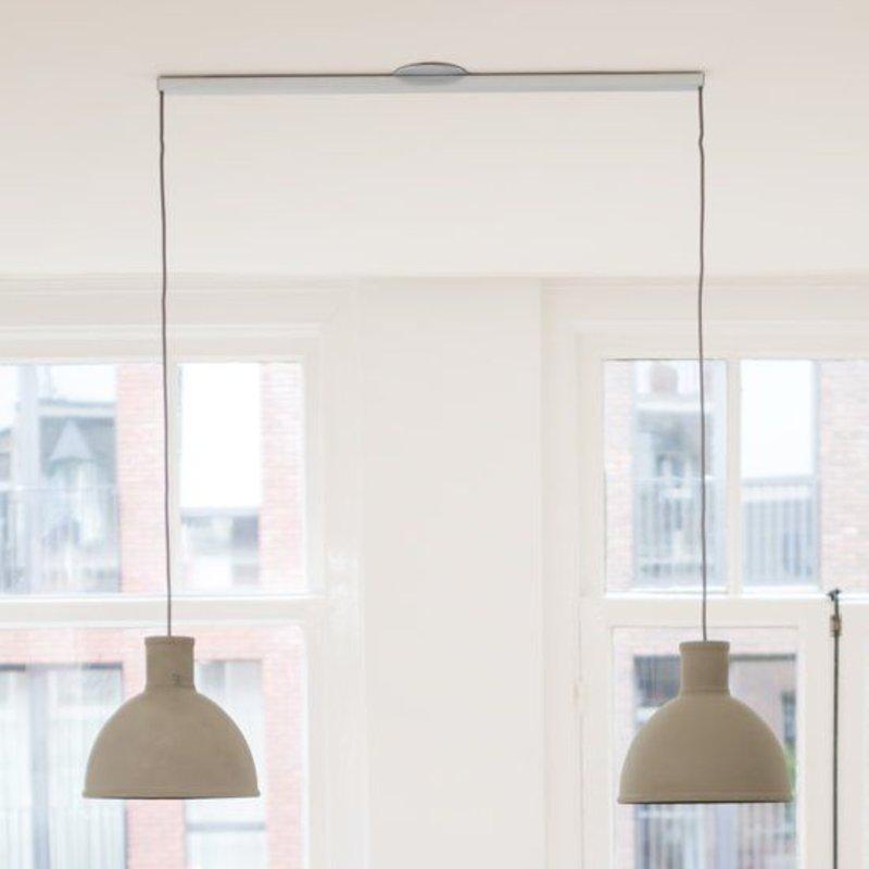 Lightswing Ophangsysteem voor Hanglampen - Twin - RVS