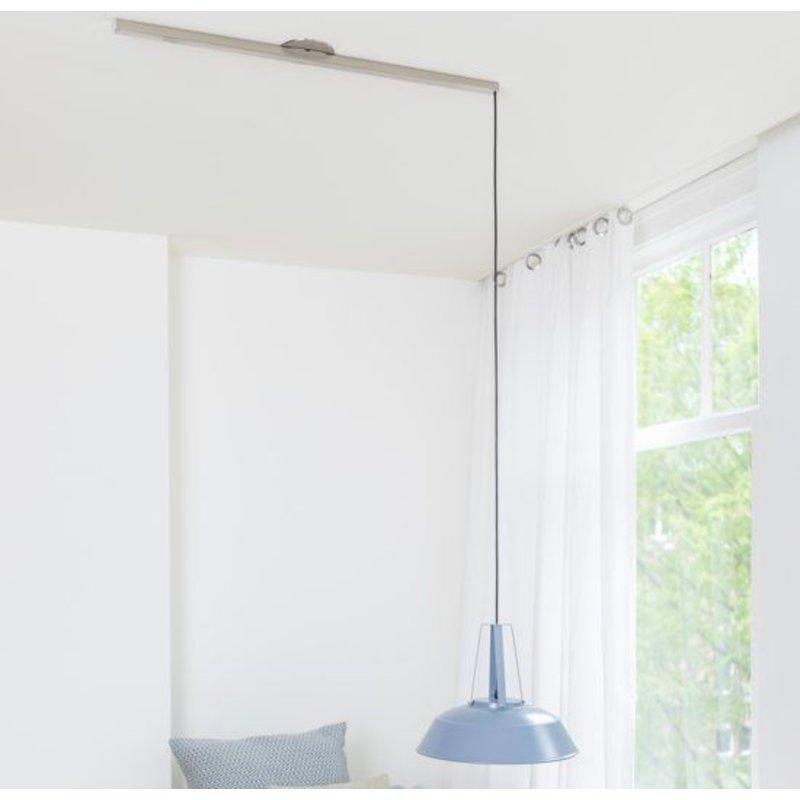 Lightswing Ophangsysteem voor Hanglampen - Single - RVS