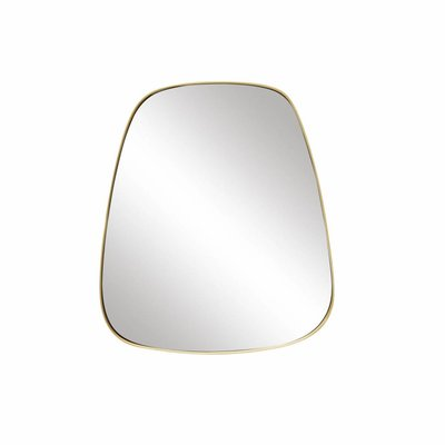 Hübsch 340502 Spiegel - goud - 42 cm x 48 cm