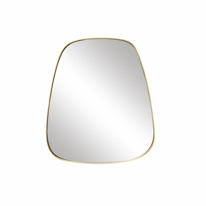 Hübsch Spiegel - goud - 42 cm x 48 cm