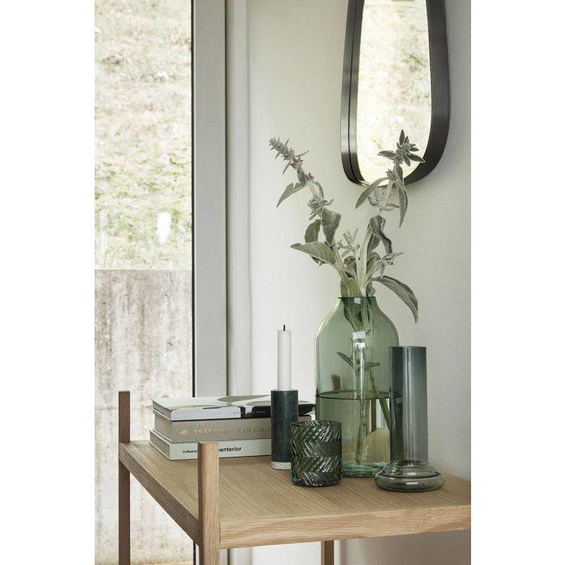 Hübsch Spiegel - metaal - 42 x 48 cm