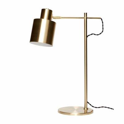 Hübsch 890490 Tafellamp - ø38 x H56 cm -  Messing