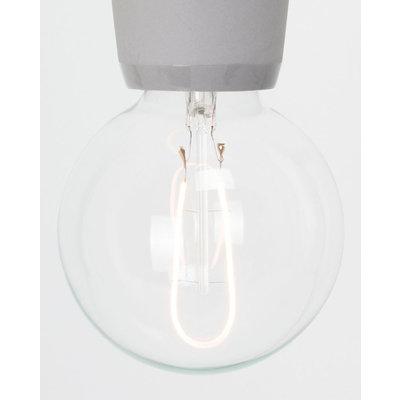 Hommage Department HD.201.C95 LED Lichtbron E27 - Bow - Ø9,5 x H13 cm - Transparant