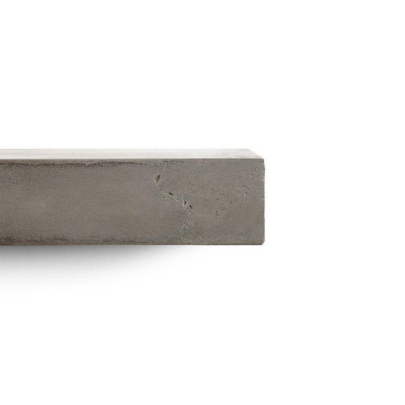 Lyon Béton D-09154 Betonnen plank - Sliced L - 90 x 12 x H4 cm - Grijs