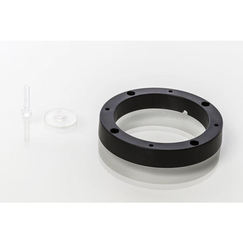 Lightswing Ophangsysteem voor Hanglampen - Single - Mat zwart