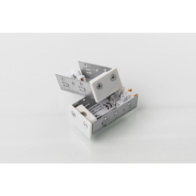 Lightswing Ophangsysteem voor Hanglampen - Twin - Mat wit
