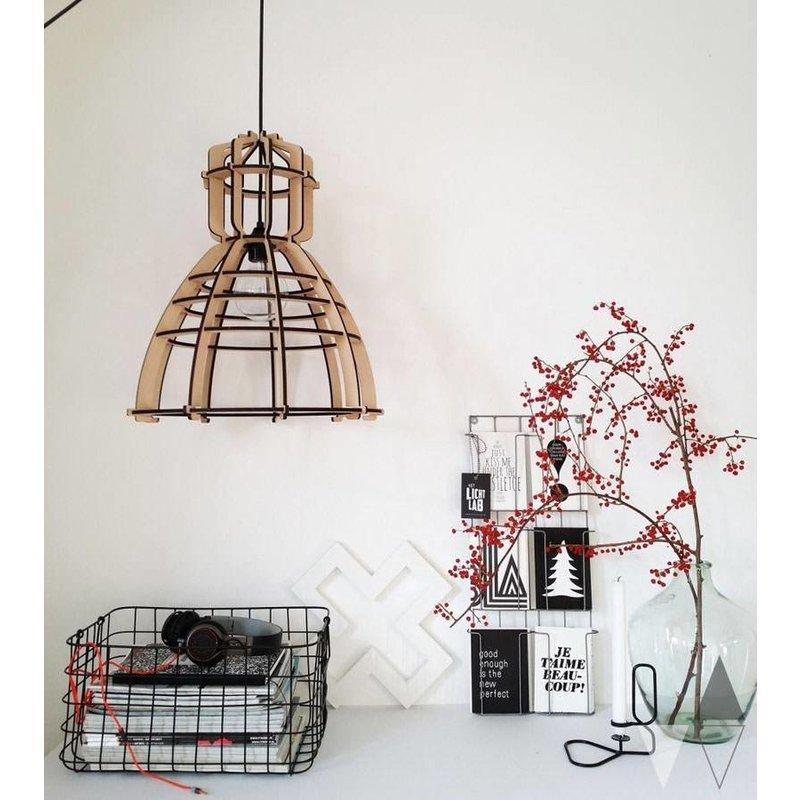 Het Lichtlab Hanglamp no.19 industrielamp