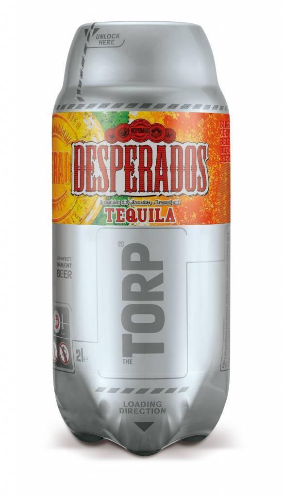 Desperados TORP - Best before 30/06/2018