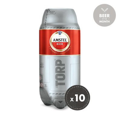 Amstel 10 torps bundle