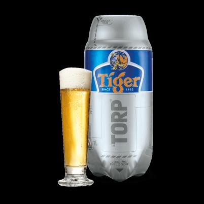 Tiger Beer TORP