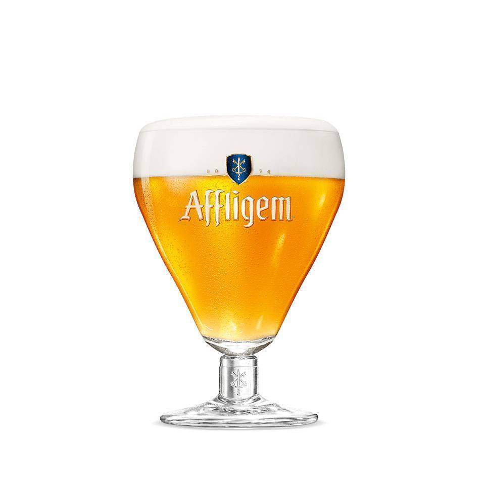 Affligem Glass in gift pack (1pc)
