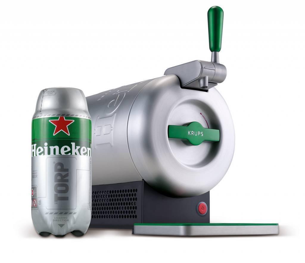Heineken TORP - Consumo preferente 31/12/2018