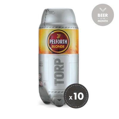 Pack de 10 TORPS Pelforth