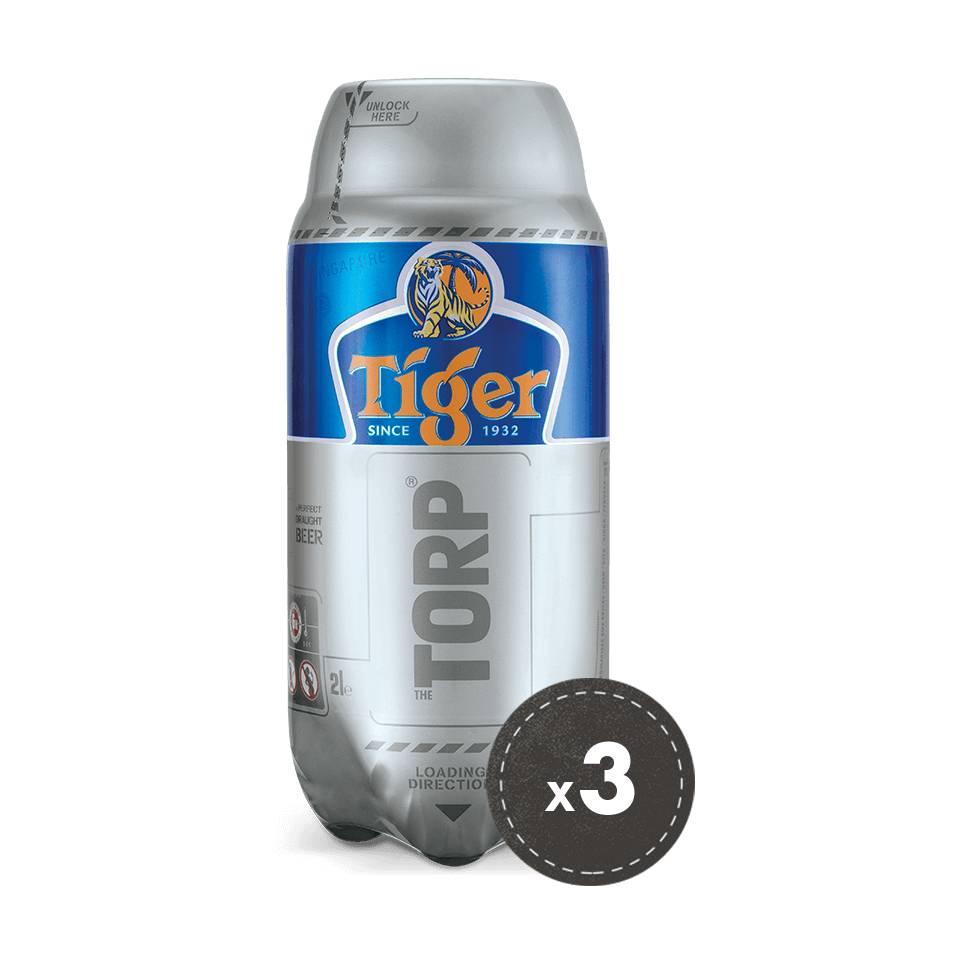 3 for 2 bundle Tiger