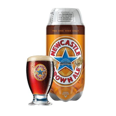 Newcastle Brown Ale Torp