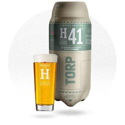 TORP HEINEKEN H41 (2L)
