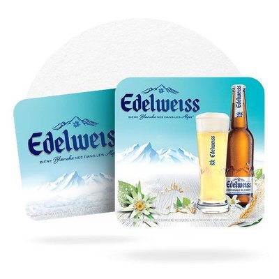 LOT DE 20 SOUS-BOCKS EDELWEISS