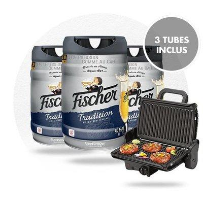 TRIO FISCHER (5L) OFFRE TEFAL