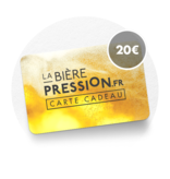 LA CARTE CADEAU DE 20€