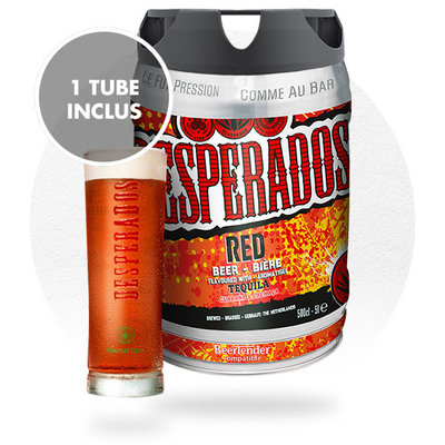 DESPERADOS RED (5L)