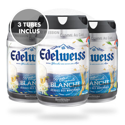 PACK TRIO EDELWEISS