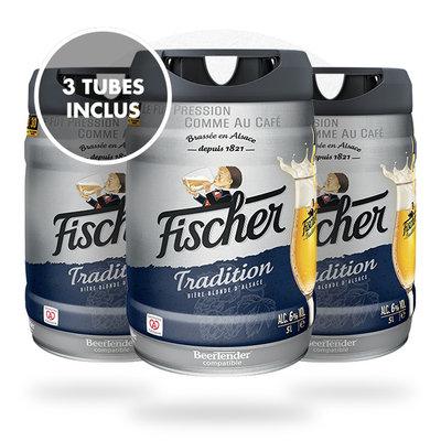 PACK TRIO FISCHER