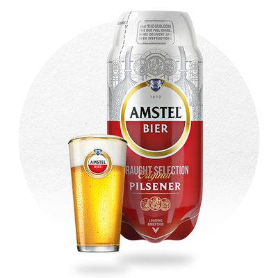 TORP AMSTEL PILSENER (2L)