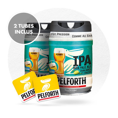 PACK PELFORTH IPA