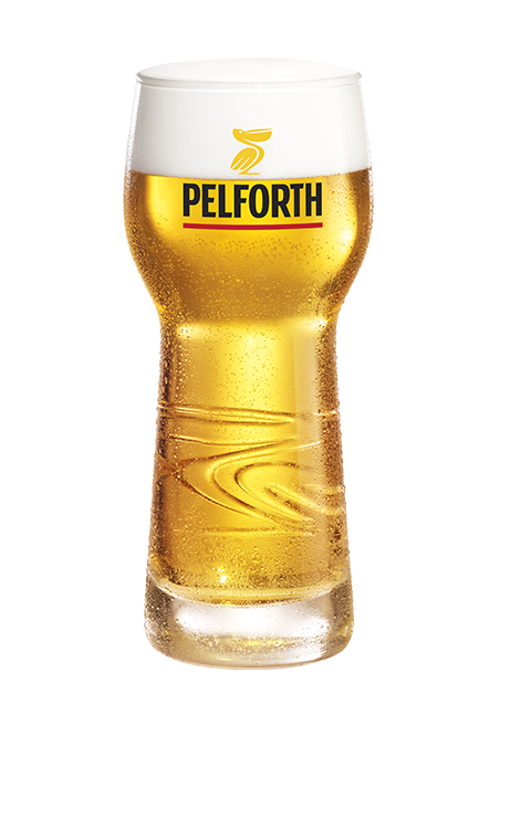 LOT DE 2 VERRES PELFORTH 25 CL
