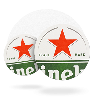 LOT DE 20 SOUS-BOCKS HEINEKEN