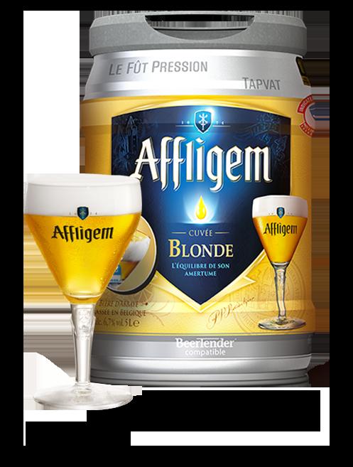 FÛT AFFLIGEM BLONDE (5L)