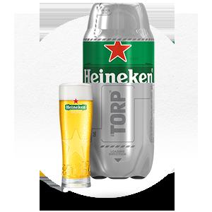 TORP HEINEKEN (2L)