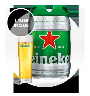 FÛT HEINEKEN (5L)