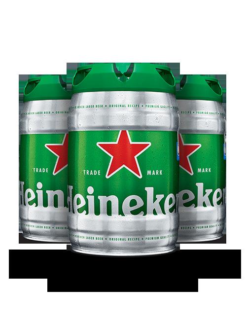 TRIO HEINEKEN