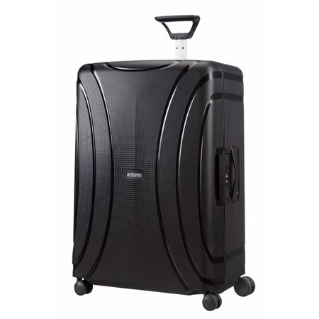 AMERICAN TOURISTER AT LOCK AND ROLL SPINNER 75 CM ZWART